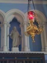 window sanctuary lamp