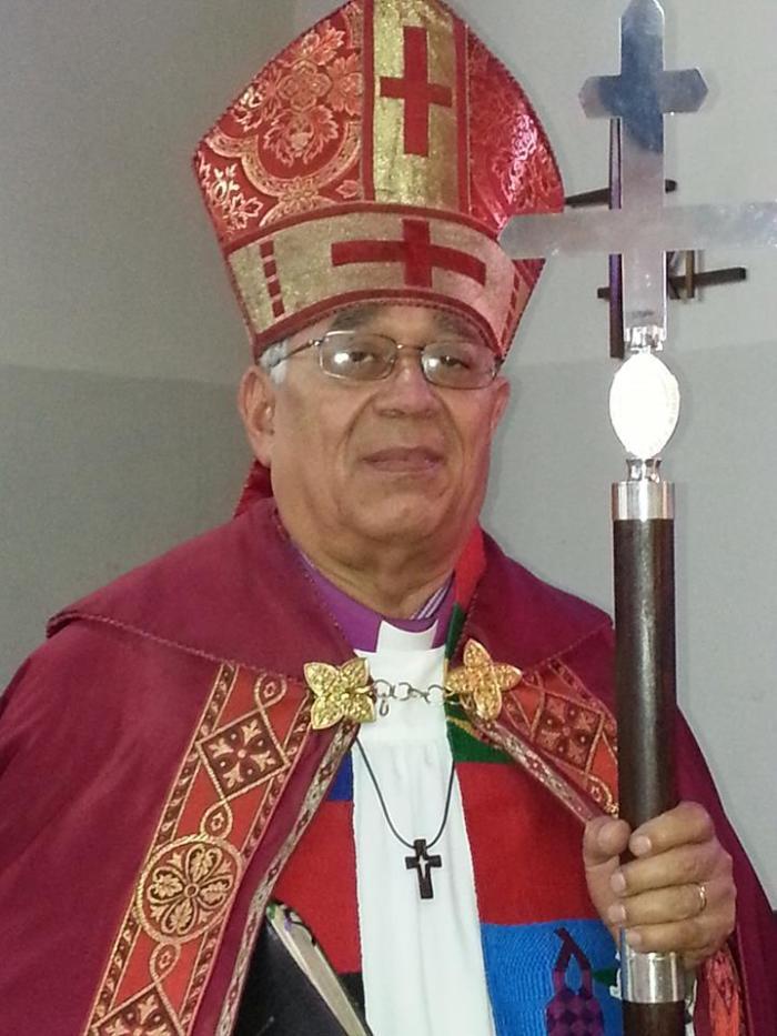 Obispo Armando Guerra Soria